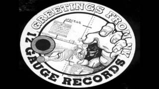 Oldschool 12 Gauge Records Compilation Mix by Dj Djero