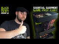 Essential Equipment: Game Prep Cart For Dungeon Masters (Black Magic Craft Episode 020)