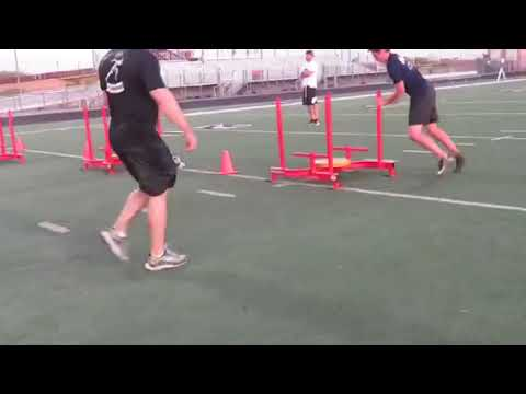 PHX Storm Youth Combine testing 2018