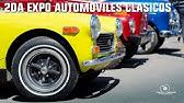 Exposicion de carros clasicos en tijuana - CHUCHEMAN1 - 2008 - YouTube