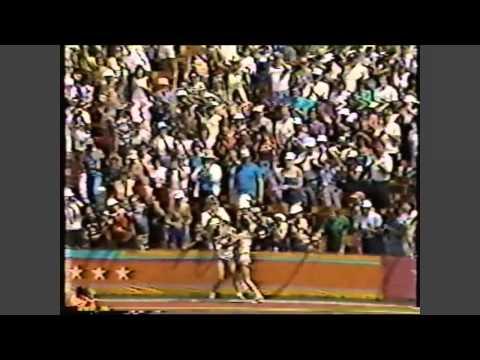 1984 Olympics - Woman