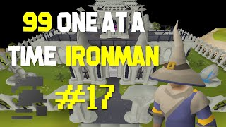 I think I have lost my mind (Ironfficient #17) - Magic 4