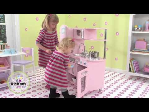 Kidkraft rosa retro kinderküche online kaufen kinder sind koenige