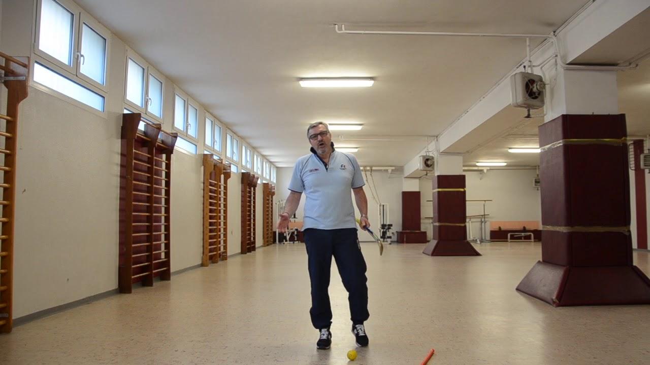 Hockey all'Università: la lezione del Prof. Eugenio Turrini
