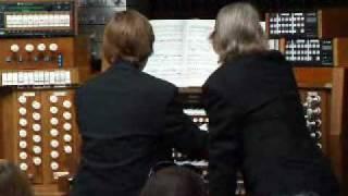 Percy Fletcher Festival Toccata on Hammerwood organ