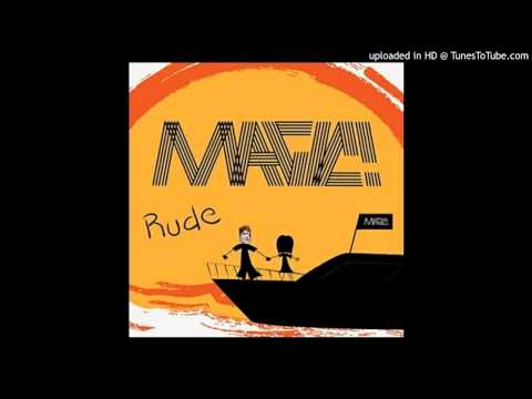 Magic - Rude (Instrumental Cover)