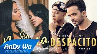 Download lagu DESPACITO x SIN PIJAMA - Luis Fonsi, Becky G, Daddy Yankee, Natti Natasha