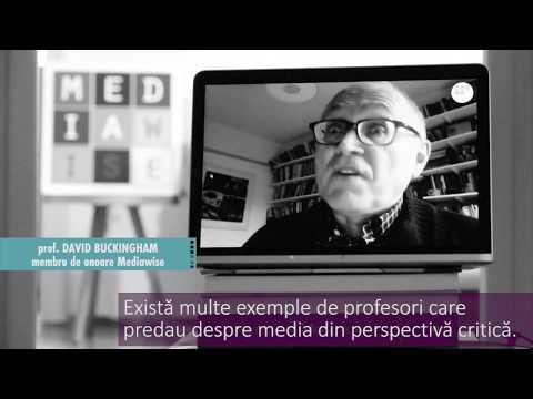 What is media education? - Professor David Buckingham