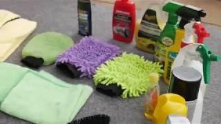 Yang dibutuhkan untuk cuci mobil agar minim baret halus