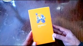 [Hindi] Moto E4 Plus Unboxing and review , Specifications, Camera Sample, Price in Hindi