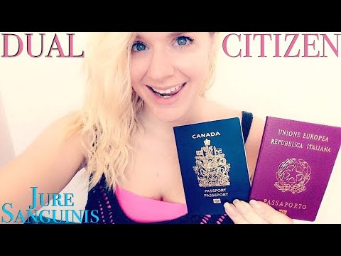 How I Got my Italian Dual Citizenship [Jure Sanguinis/Blood Rights]