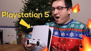 Pirmie iespaidi par Playstation 5 + Unboxing! 🔥