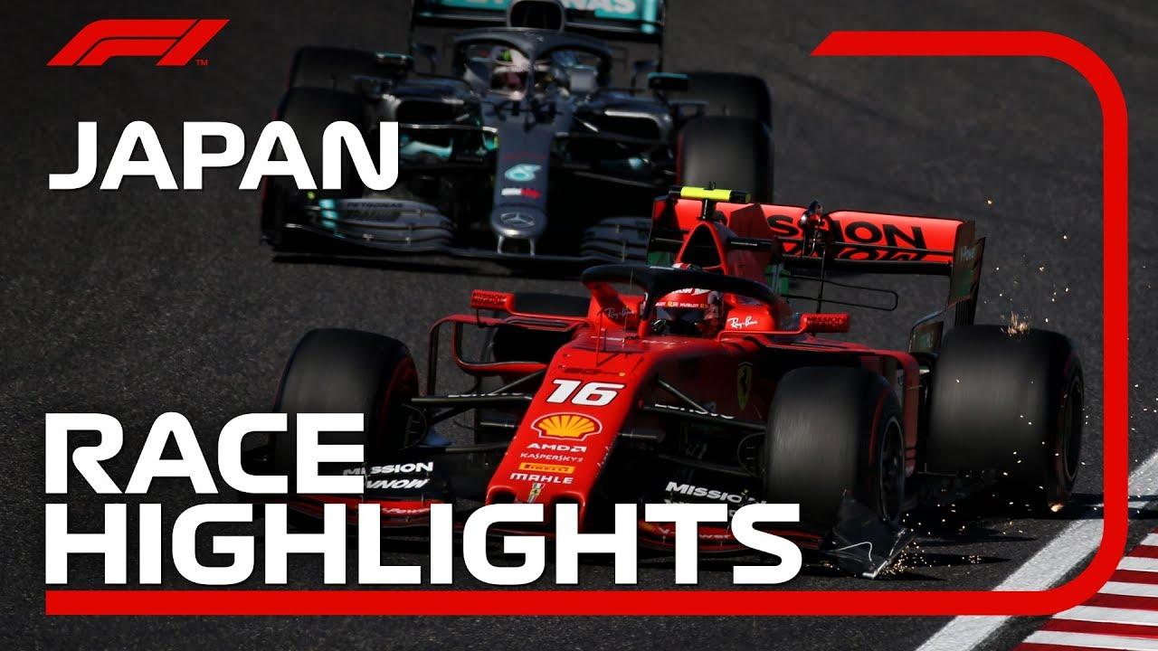 Japanese grand prix 2019