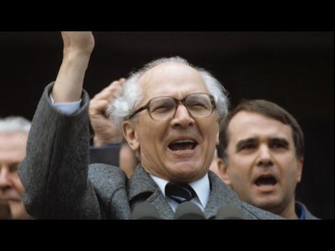 Erich Honecker Rare Speech