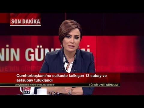 Türkiye'nin Gündemi - 18 Temmuz 2016