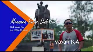 Yayan KA - MONUMEN SURYO DADI SAKSI || Official Video Klip