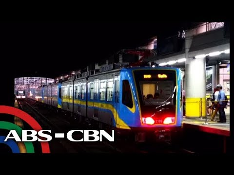 News Patrol: Ika-3 Dalian train set, bumiyahe na