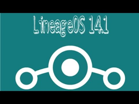 How to install LineageOS 14.1 on Android One (Sprout) | Tutorial