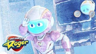 Space Ranger Roger | Frozen Ranger Roger  | Cartoons For Children | Cartoons For Kids