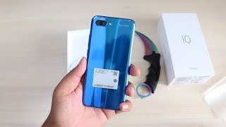 Honor 10 India Unboxing & First Look | Camera, Design, Features