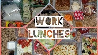 Work lunch ideas | Cold ideas