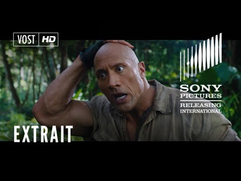 Jumanji : Bienvenue dans la jungle - Extrait Entering The Jungle - VOST streaming vf