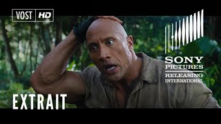 Jumanji : Bienvenue dans la jungle - Extrait Entering The Jungle - VOST