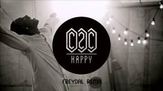 C2C Ft D.Martin - Happy (Freydal Remix)