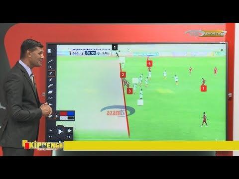 Utata 'goli' la Mo Ibrahim Simba vs Stand United wamalizwa kwenye KIPYENGA CHA MWISHO (25/10/2018):