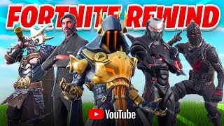 FORTNITE REWIND 2018!