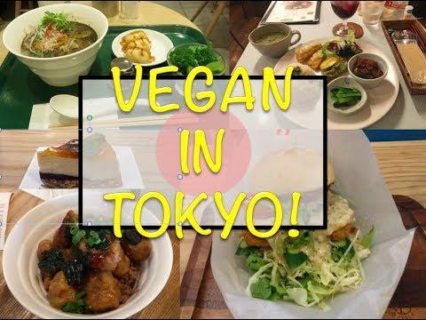 Best VEGAN Restaurants in Tokyo...For Meat Lovers!