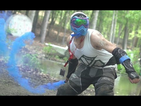 Living Legends 11: Inferno Paintball - Welcome to the Party - CPX Events