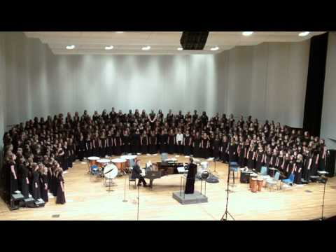 Durme, Durme - GMEA All-State 2011 Middle School Treble Chorus