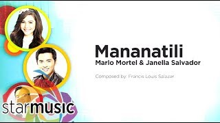 Marlo Mortel and Janella Salvador - Mananatili (Audio) 🎵   Himig Handog 2016