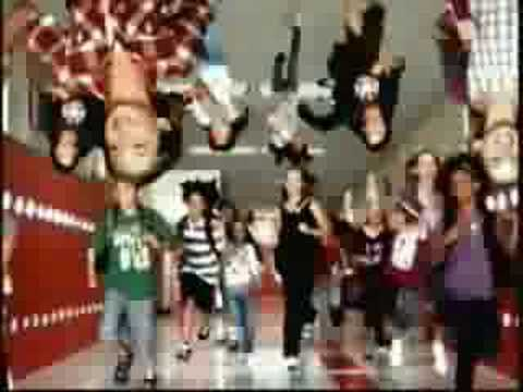 Camp Rock - Target Commercial
