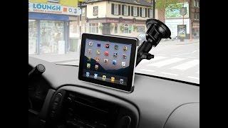 Обзор самой долгой посылки с AliExpress: автомобильный держатель планшета