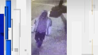 Police: Surveillance video of man involved in burglary