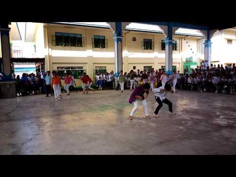 Manila by Lumbangan National High School