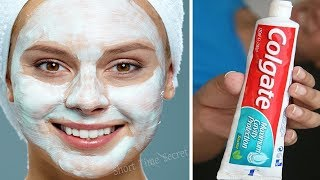 Toothpaste For Instant Skin Whitening | Apply Toothpaste on Your Darkspots and See the Magic thumbnail