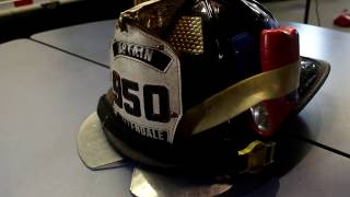 Firefighter Gear: Explanation and Demonstration