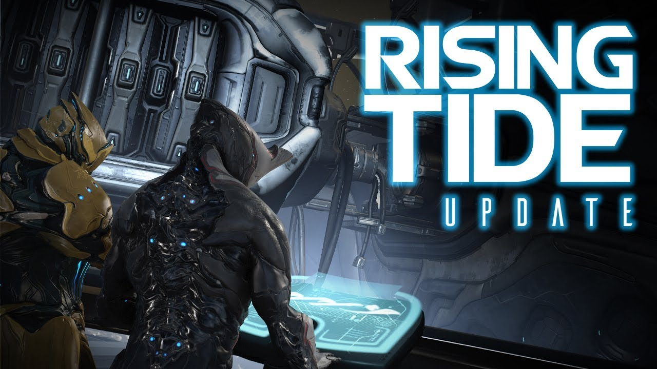 Warframe | Rising Tide Update Trailer - coming soon to PC! thumbnail
