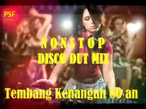 Nonstop Disco Dangdut Mix Terbaru 2018 - Tembang Kenangan 80an