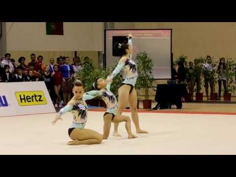 Qualifying Maia W3 Junior Dynamic GCP MJoao Sofia and Carolina