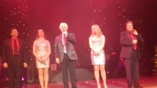The Osmonds Silent Night plus Andy Williams closing the show