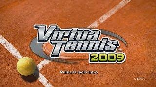 Tutorial - Como descargar y instalar Virtua Tennis 2009 COMPLETO en Español + Crack [2018]