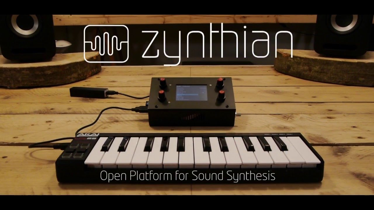 Zynthian: the Open Synth Platform
