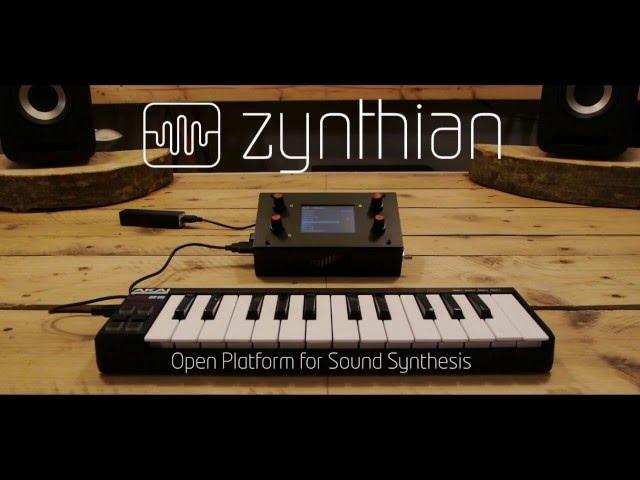 New Zynthian Open Synth V3 DIY Kit | Synthtopia