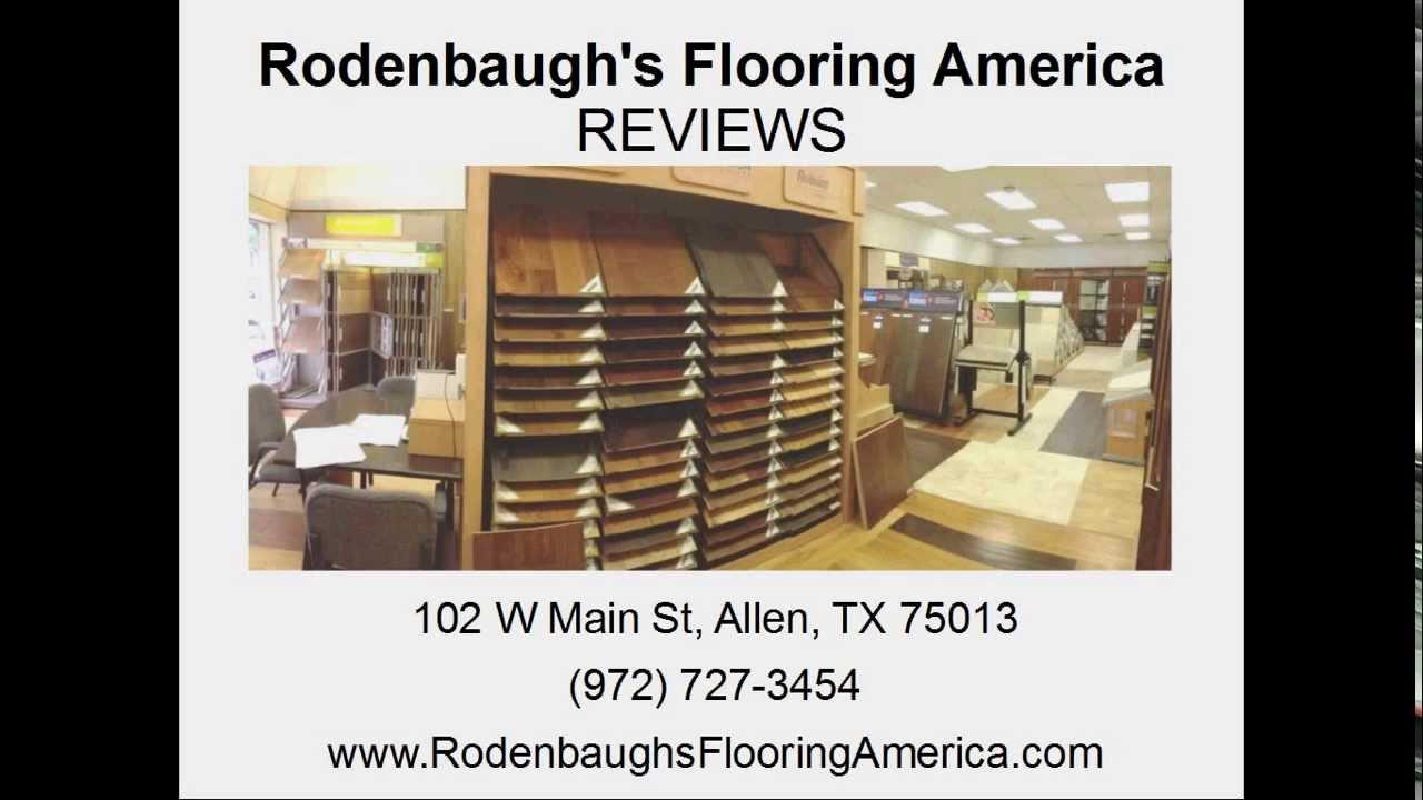 Rodenbaughu0027s Flooring America And Appliances   REVIEWS   Allen, TX Flooring  Contractors Reviews