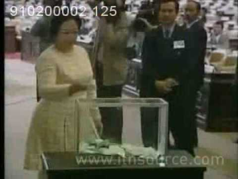 Pemilihan Presiden 20 Oktober 1999 (4)