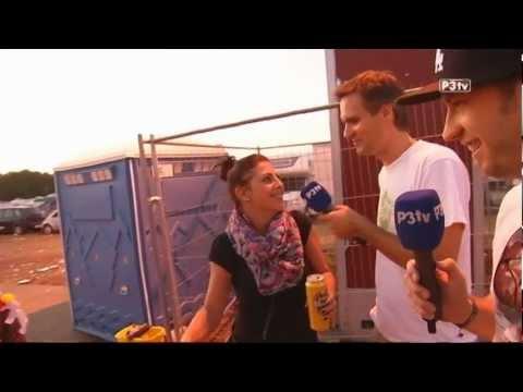 Pauli & René am FM4 Frequency Festival 2012 in St. Pölten